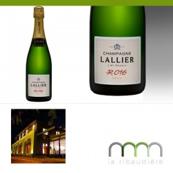 Champagne LALLIER R.016 Brut