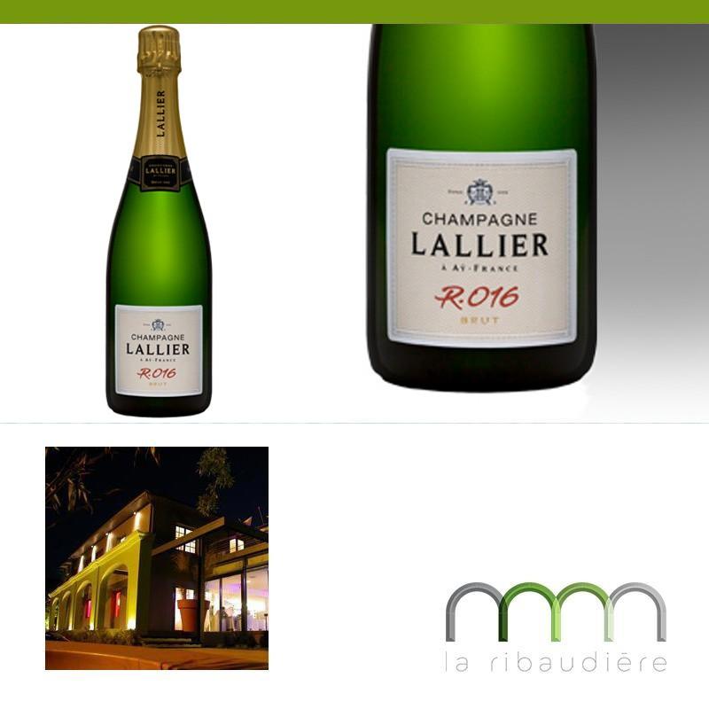 Champagne LALLIER R.016 Brut